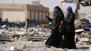 مدينة الشدادي تتحرر من داعش بعد عامين كاملين