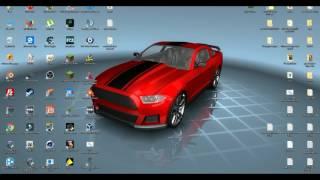 Tutorial cooles 3D Hintergrundbild Programm installieren..