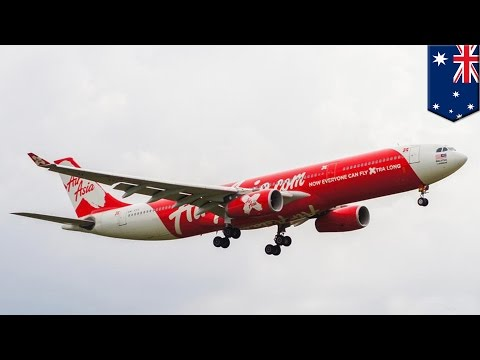 Plane lands in wrong country: AirAsia X flight to KL lands in Melbourne after nav error - TomoNews