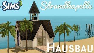Sims 3 Hausbau - Strandkapelle
