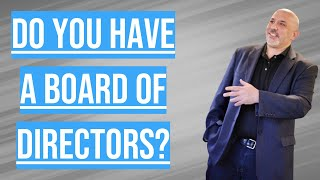 Do You Have a Personal Board of Directors? You Should! - Dose of Leadership