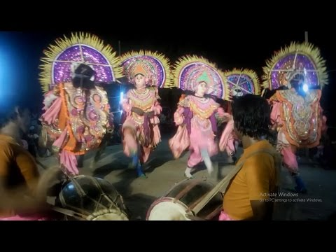Chhau Dance Of Purulia, West Bengal By Hem...