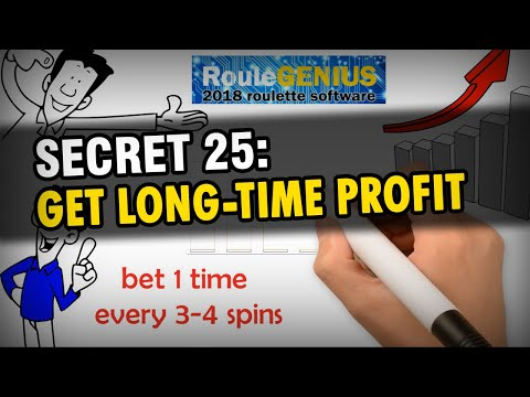 0 - Secret 25: Play at roulette as a job