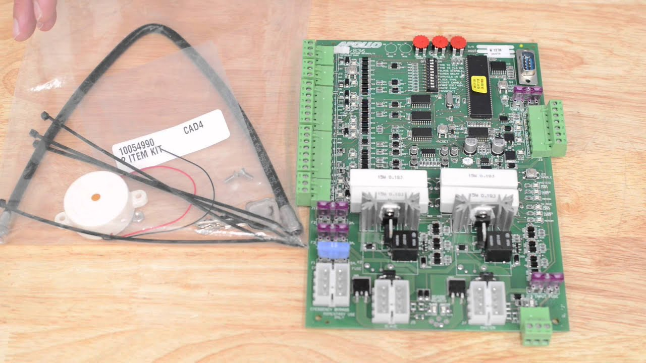 maxresdefault gate crafters diy kit for apollo gate openers with the 800 series Wiring Harness Diagram at gsmx.co