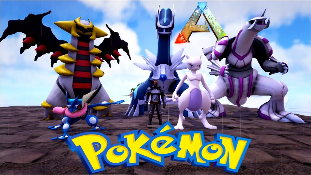 how to play pokemon ark