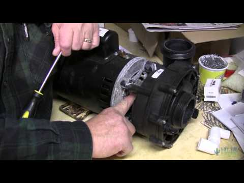 239 Hot Tub Pump Heater Union Gaskets How To The Spa Guy