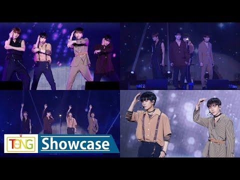 NU'EST W(뉴이스트 W) 'Dejavu' & 'Polaris' Showcase Stage (데자부, 북극성, WHO, YOU, JR, Aron, BAEKHO, REN)