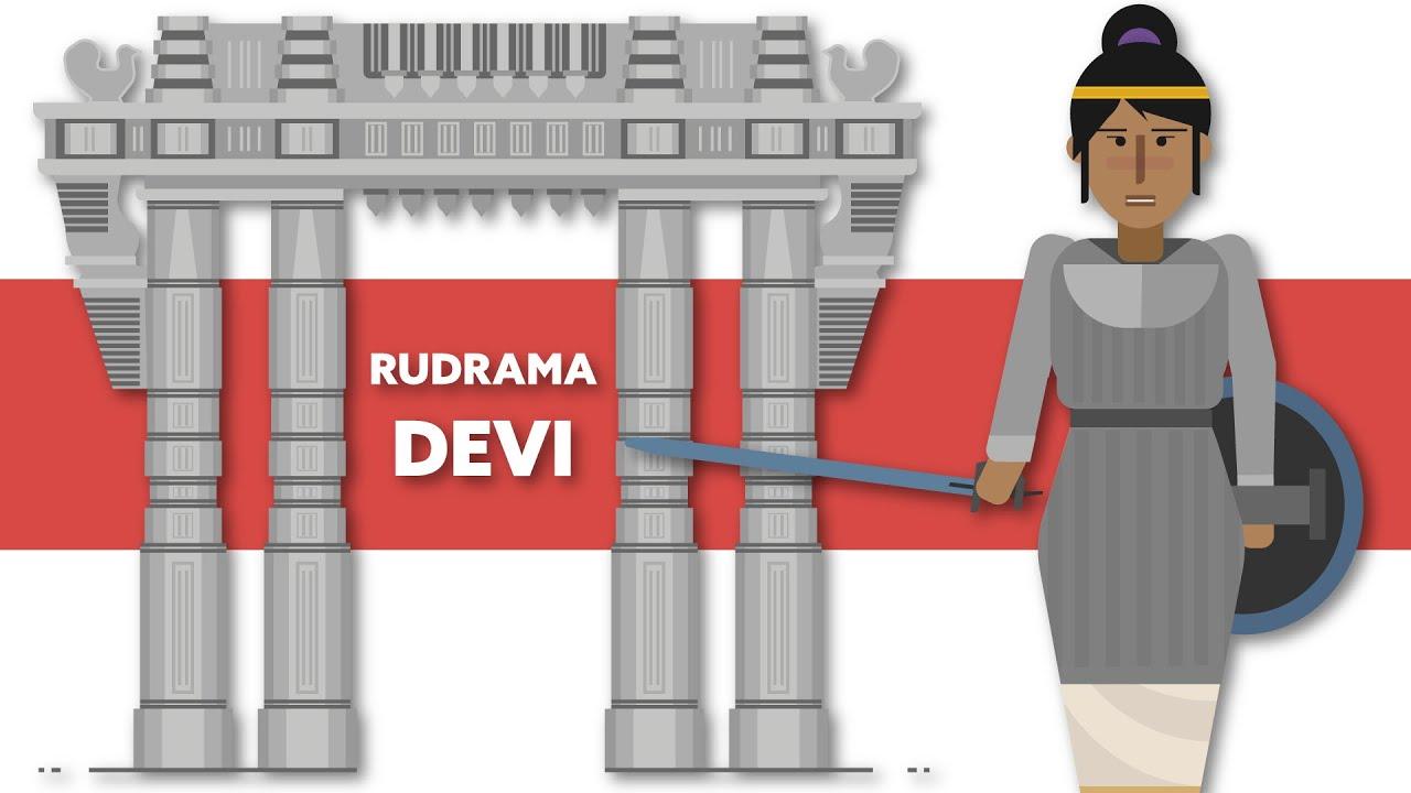 Download Rudrama Devi: Warrior-Queen of the Kakatiya Dynasty | Telugu History | India