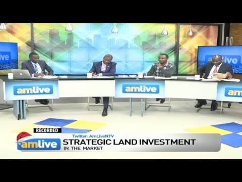 In The Market: Strategic land investment - AM Live December 15, 2016