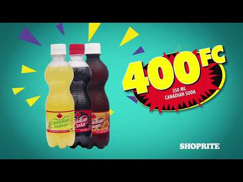 Le weekend de folie a Shoprite Kinshasa du 13 au 15 Octobre 2017
