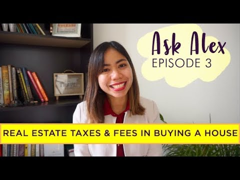 Real Estate Taxes and Fees When Buying a House in the Philippines | Alex Zeta