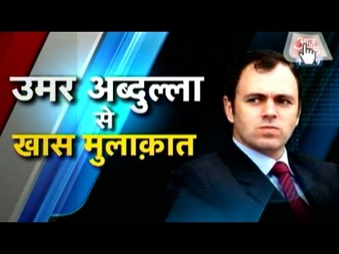Exclusive interview with Omar Abdullah