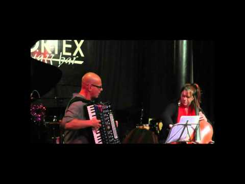 Shirley Smart and Maurizio Minardi - Live at the Vortex