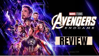 AVENGERS: ENDGAME (2019) Review Kritik | FILMTIPP | #Avengers4  #MCU  #Kritik