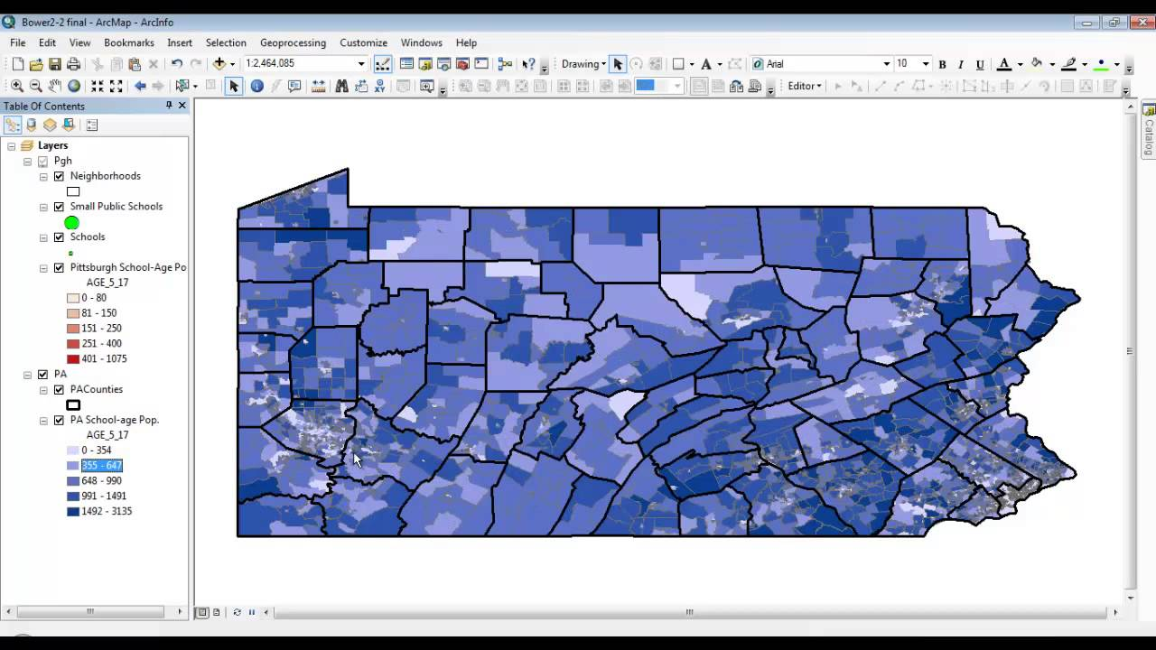 Gis tutorial 1 assignment 2 2 part 3 youtube gis tutorial 1 assignment 2 2 part 3 sciox Gallery