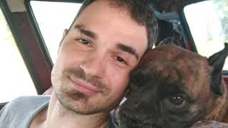 Моя любимая порода собак-немецкий боксер.Кира и Буч едут на море.