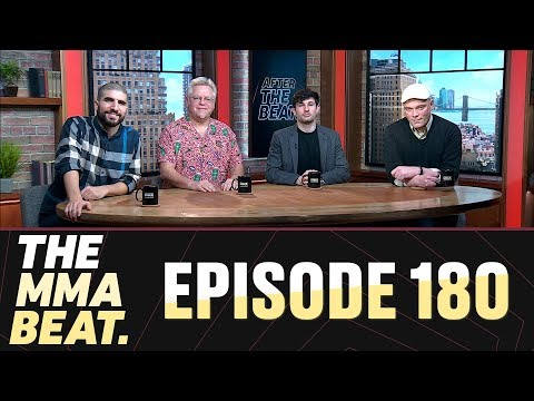 The MMA Beat: Episode 180