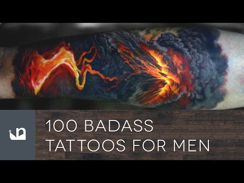100 Badass Tattoos For Men