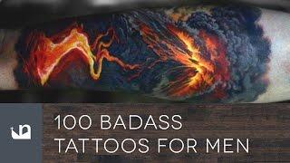 Video 100 Badass Tattoos For Men download MP3, 3GP, MP4, WEBM, AVI, FLV Agustus 2018