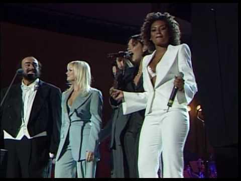 Spice Girls Viva Forever feat Pavarotti Pavarotti & Friends