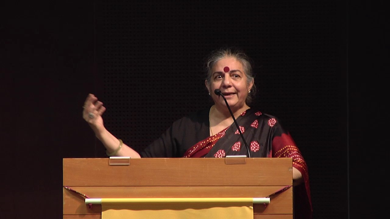 """Biopiracy: The Patenting of Seeds"" by Vandana Shiva"
