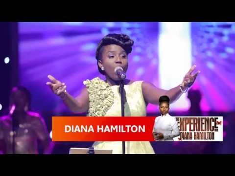 Experience with Diana Hamilton Ghana 2016 'Eye_Woa Live' (You are the One): Join Diana as she leads a packed audience of worshippers in a time of celebration and worship at the National Theatre, Accra  For more information about Diana Hamilton and to buy CDs/download her music, please visit: http://www.dianahamilton.com   For Bookings call 1615 Media on: +44 7906 932 670 Email: 1615mediaonline@gmail.com Social Media: Instagram: https://www.instagram.com/dianaantwihamilton/ Facebook: https://www.facebook.com/DianaHamiltonMusicMinistries?fref=ts Twitter: https://twitter.com/dianaahamilton