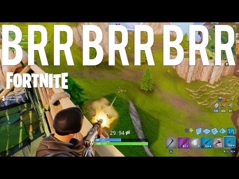 BRR BRR BRR - Fortnite