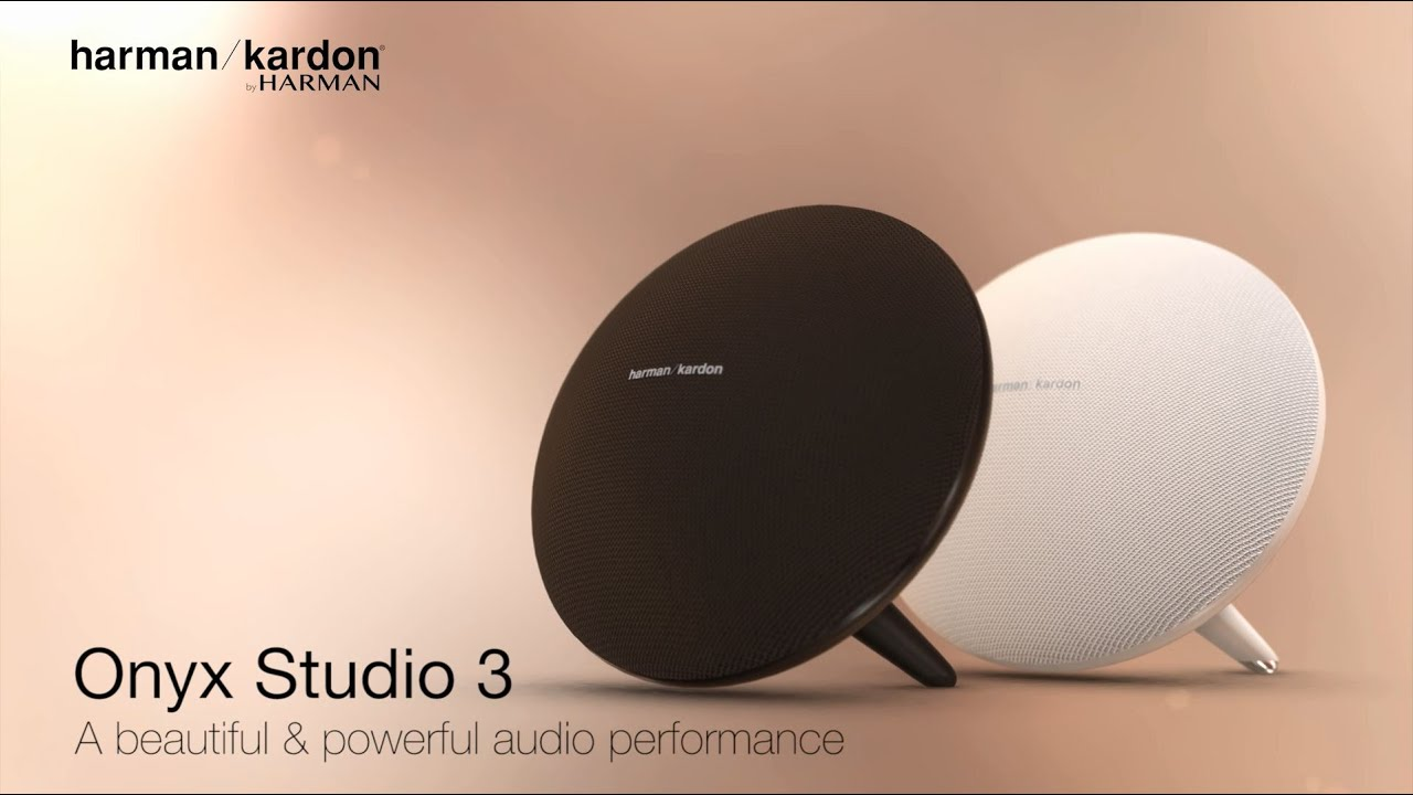 harman kardon onyx studio 3 a beautiful and powerful. Black Bedroom Furniture Sets. Home Design Ideas
