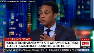 Philip Mudd  calls Don Lemon the N-word on CNN because of Trump