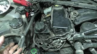 BMW e90 не заводится , приговорили менять двигатель , НО...