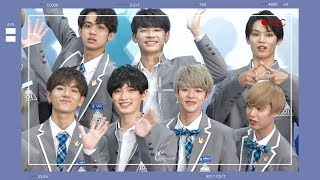 """Gambar cover """"Pick Your ONE"""" PRODUCE 101 JAPAN 練習生お披露目"""