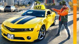 Sport Taxi გიორგი დანელიასთან – Chevrolet Camaro
