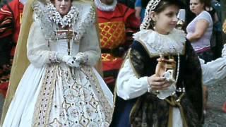 Tennessee Renaissance Festival Parade Thumbnail