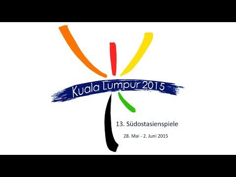 SOAS Games 2015 in Kuala Lumpur