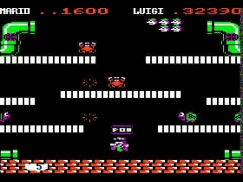 Apple II Longplay [010] Mario Bros.