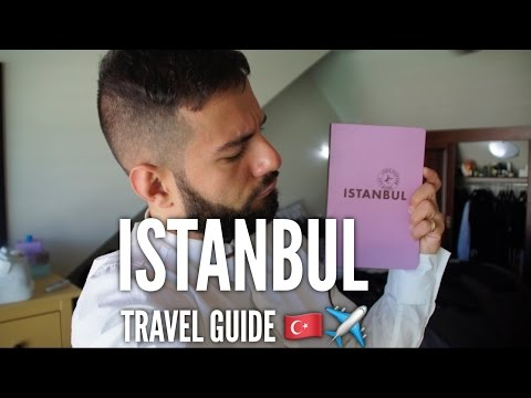 Louis Vuitton Istanbul travel guide unboxing