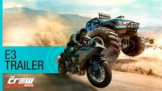 The Crew Wild Run Expansion E3 Trailer [US]