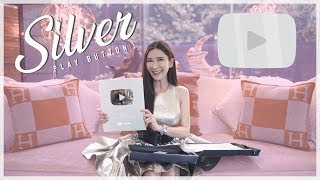 WHERE SHOULD I HANG MY SILVER PLAY BUTTON + FIRST EVER GIVEAWAY | JAMIE CHUA