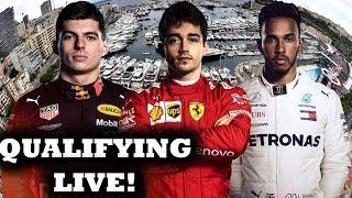 2019 Monaco Grand Prix Qualifying Watchalong