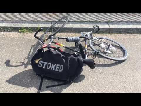 Berlin to Szczecin Poland bike ride
