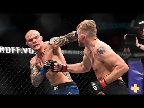 Alexander Gustafsson vs. Anthony Smith / Густафссон - Смит