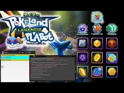 pokeland legends app