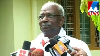 M M Mani adheres to his anti-women remark The official YouTube chan...