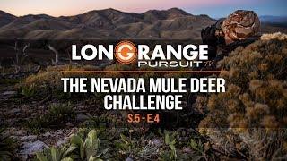 The Nevada Mule Deer Challenge | Full Episode