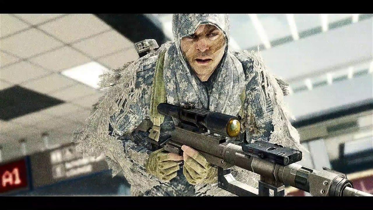 Paraidse Ivy: Episode 1 (Call of Duty Modern Warfare 2 Montage)