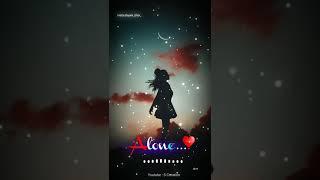 Sanson ne kaha rukh mod liya    Female version    Fullscreen WhatsApp status love song