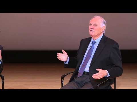 All We Have Is Now: A Conversation with Alan Alda