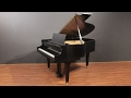 Download Chickering (by Baldwin) 5'7'' Grand Piano Ebony Satin 1997 MP3 song and Music Video