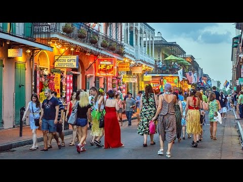 New Orleans looks to become China's next big tourism destination