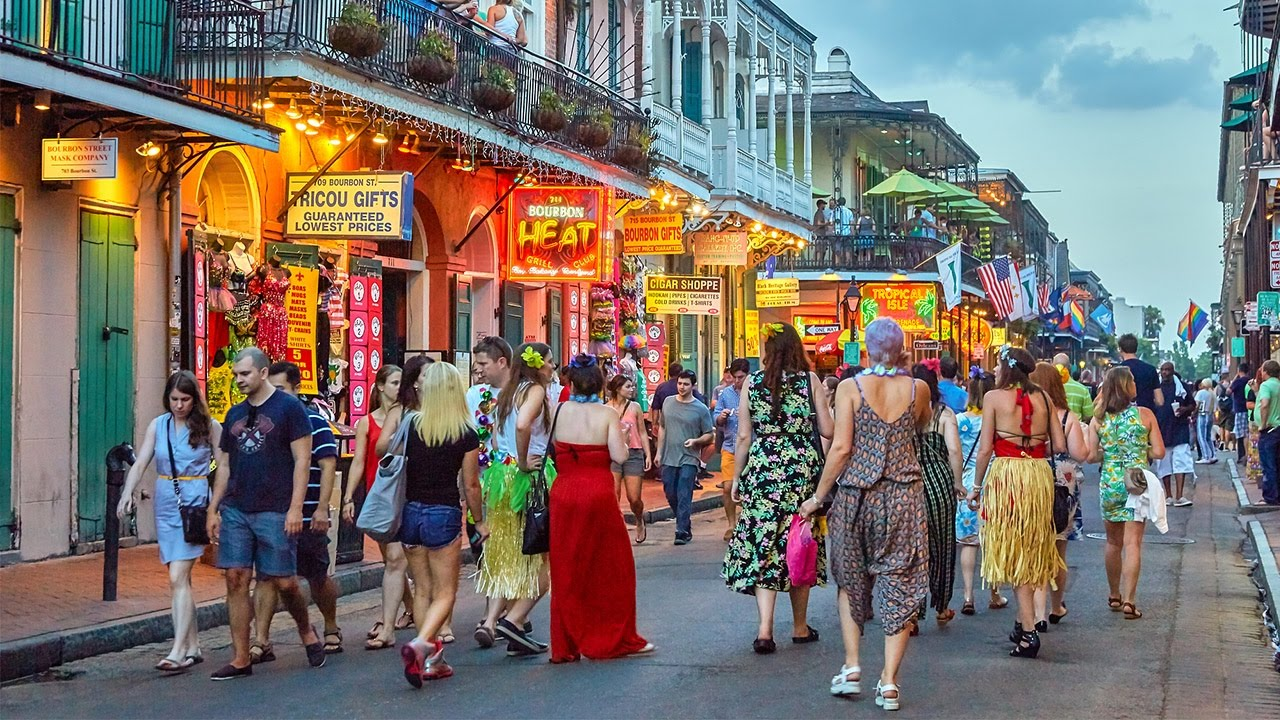 New Orleans Looks To Become China's Next Big Tourism